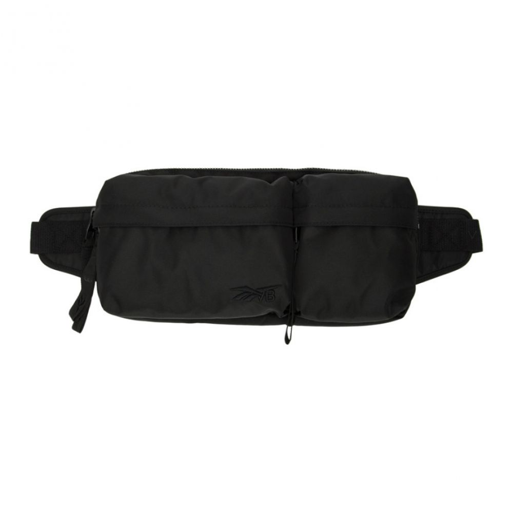 リーボック Reebok By Victoria Beckham レディース ボディバッグ・ウエストポーチ バッグ【Black Crossbody Bag】Black