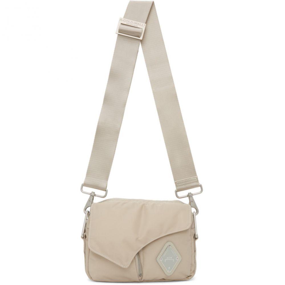 アコールドウォール A-Cold-Wall* メンズ メッセンジャーバッグ バッグ【Off-White Padded Envelope Crossbody Bag】Moonbeam
