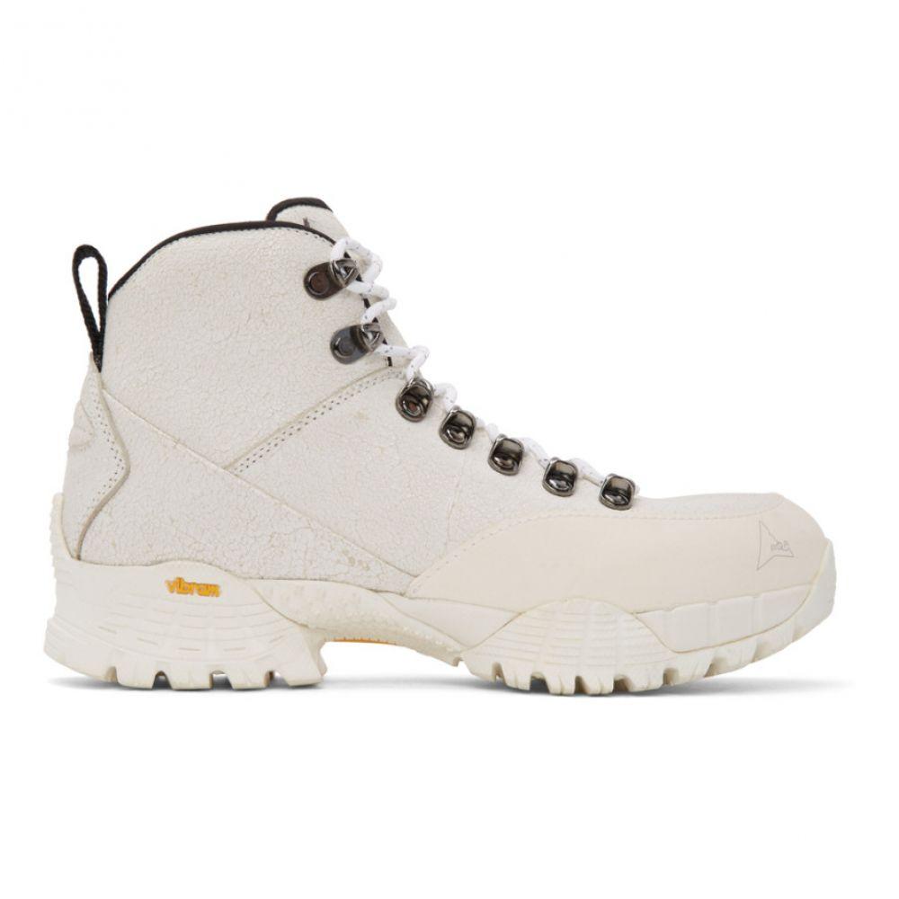 ロア ROA レディース ハイキング・登山 ブーツ シューズ・靴【White Andreas Hiking Boots】Black