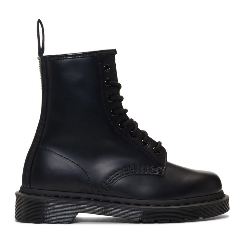 ドクターマーチン Dr. Martens レディース ブーツ レースアップブーツ シューズ・靴【Black 1460 Mono Lace-Up Boots】Black