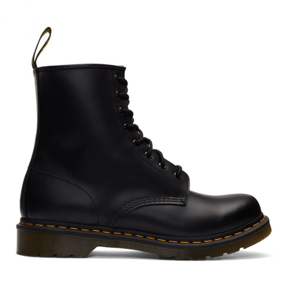 ドクターマーチン Dr. Martens レディース ブーツ シューズ・靴【Black 1460 Boots】Black