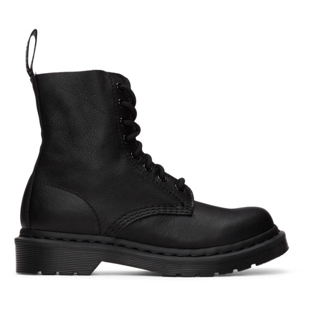 ドクターマーチン Dr. Martens レディース ブーツ シューズ・靴【Black 1460 Pascal Boots】Black