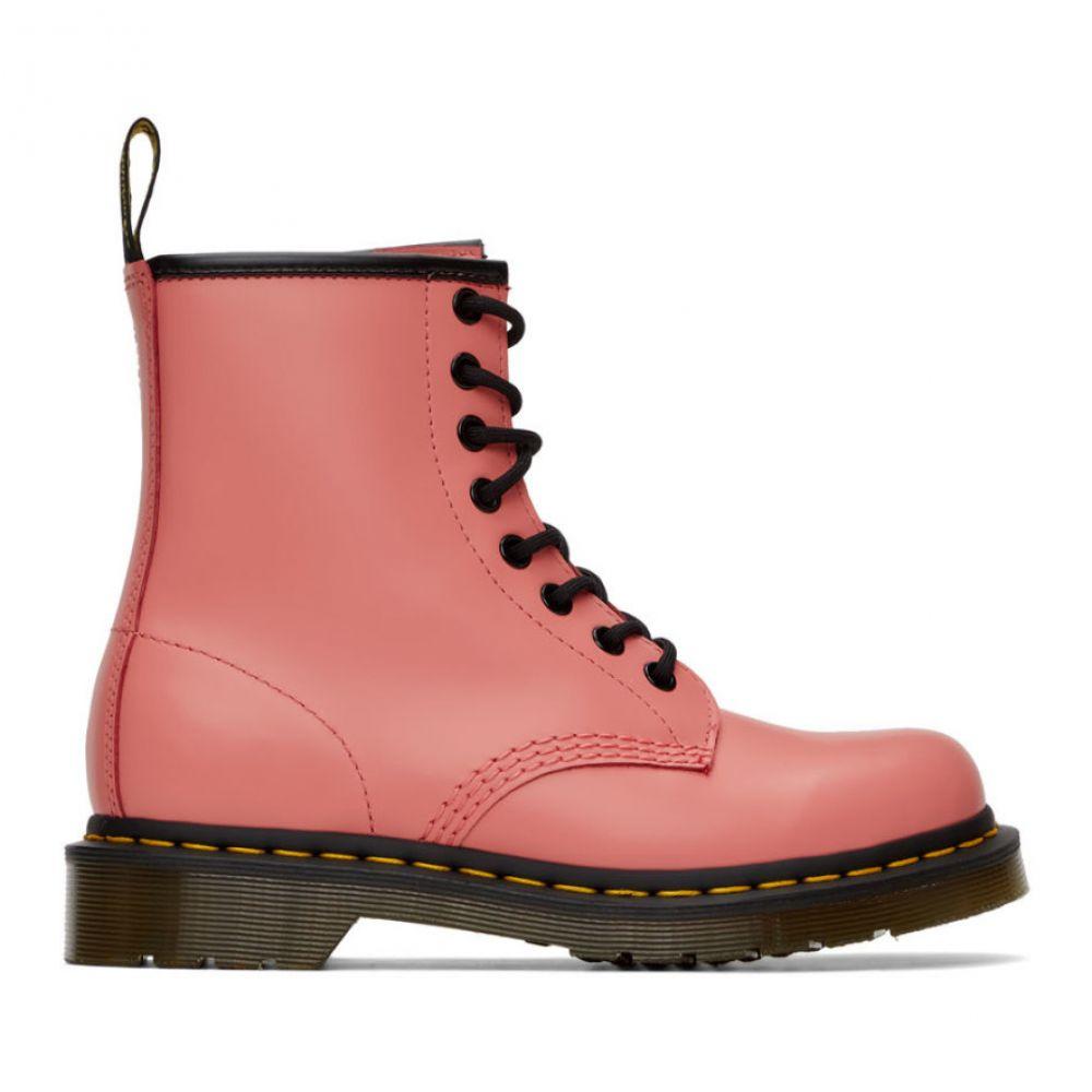 ドクターマーチン Dr. Martens レディース ブーツ シューズ・靴【Pink 1460 Boots】Acid pink