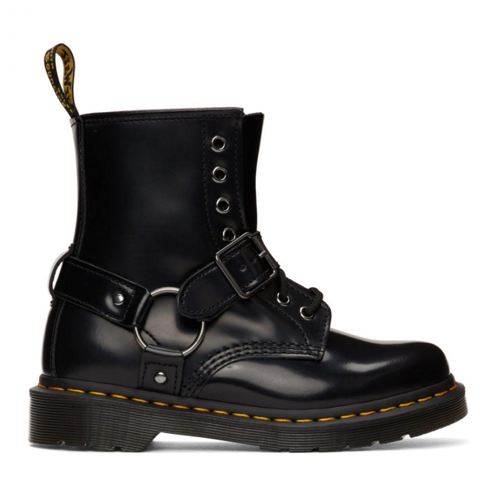 ドクターマーチン Dr. Martens レディース ブーツ シューズ・靴【Black 1460 Harness Boots】Black