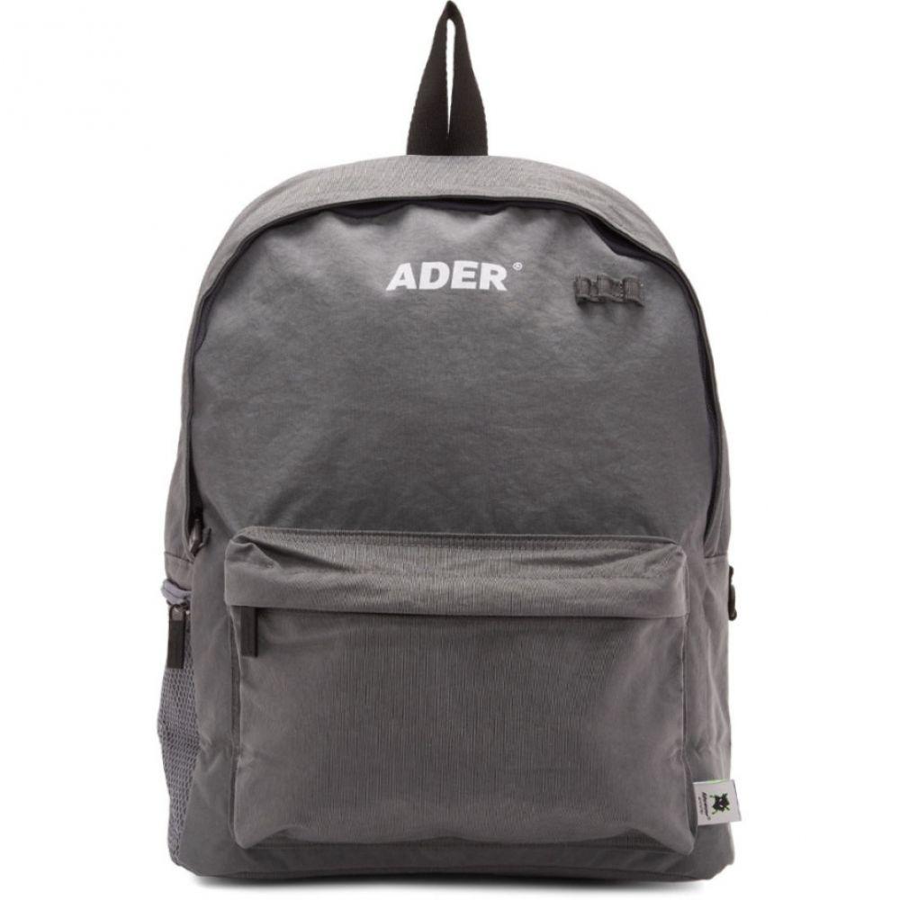 アーダーエラー ADER error メンズ バックパック・リュック バッグ【Grey Upside Down Backpack】Grey
