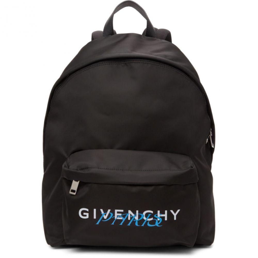 ジバンシー Givenchy メンズ バックパック・リュック バッグ【Black Urban Backpack】Black