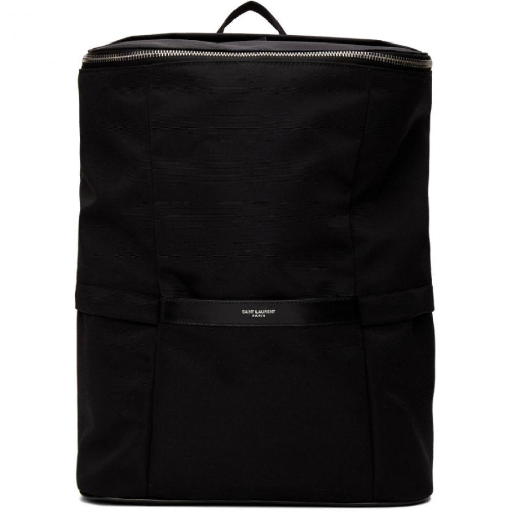 イヴ サンローラン Saint Laurent メンズ バックパック・リュック バッグ【Black Sid Backpack】Black