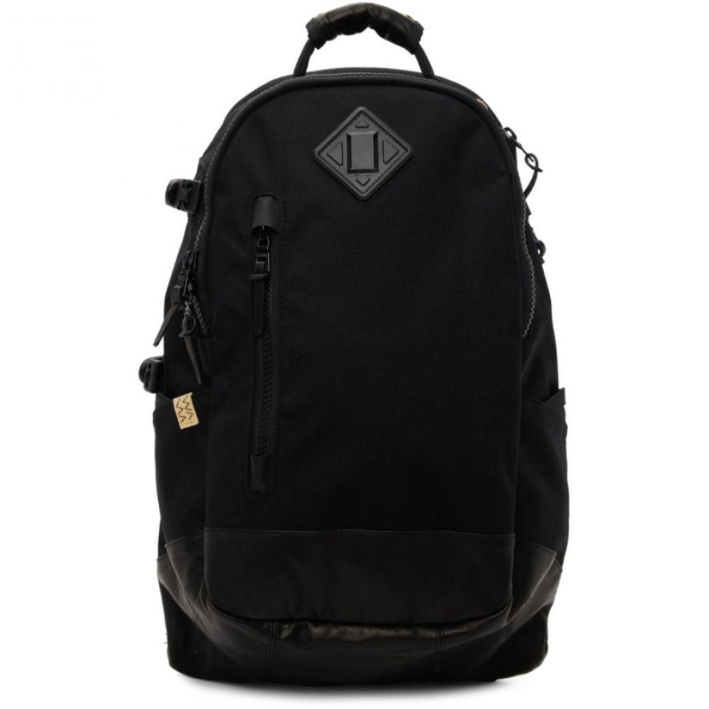 ビズビム Visvim メンズ バックパック・リュック バッグ【Black Cordura 20L Backpack】Black
