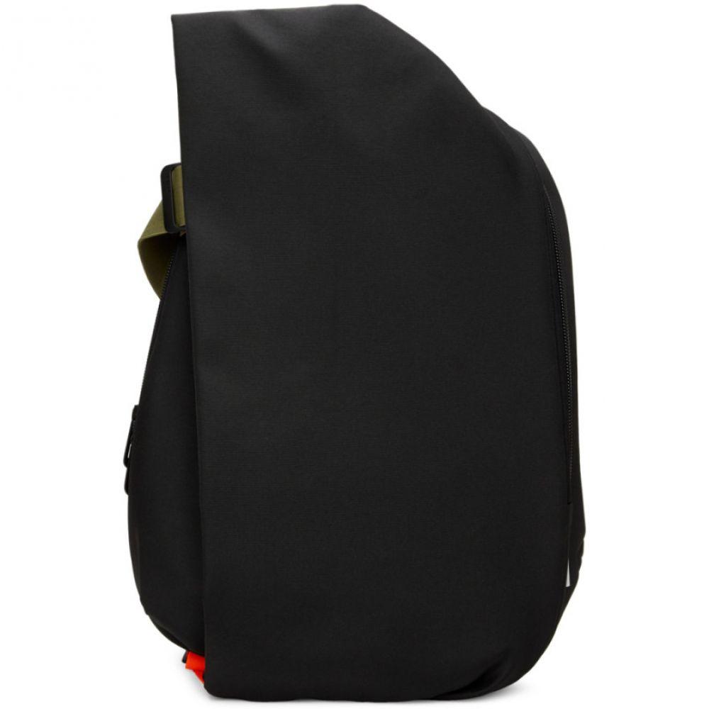 コート エ シエル Cote & Ciel メンズ バックパック・リュック バッグ【Black Isar M Backpack】Black