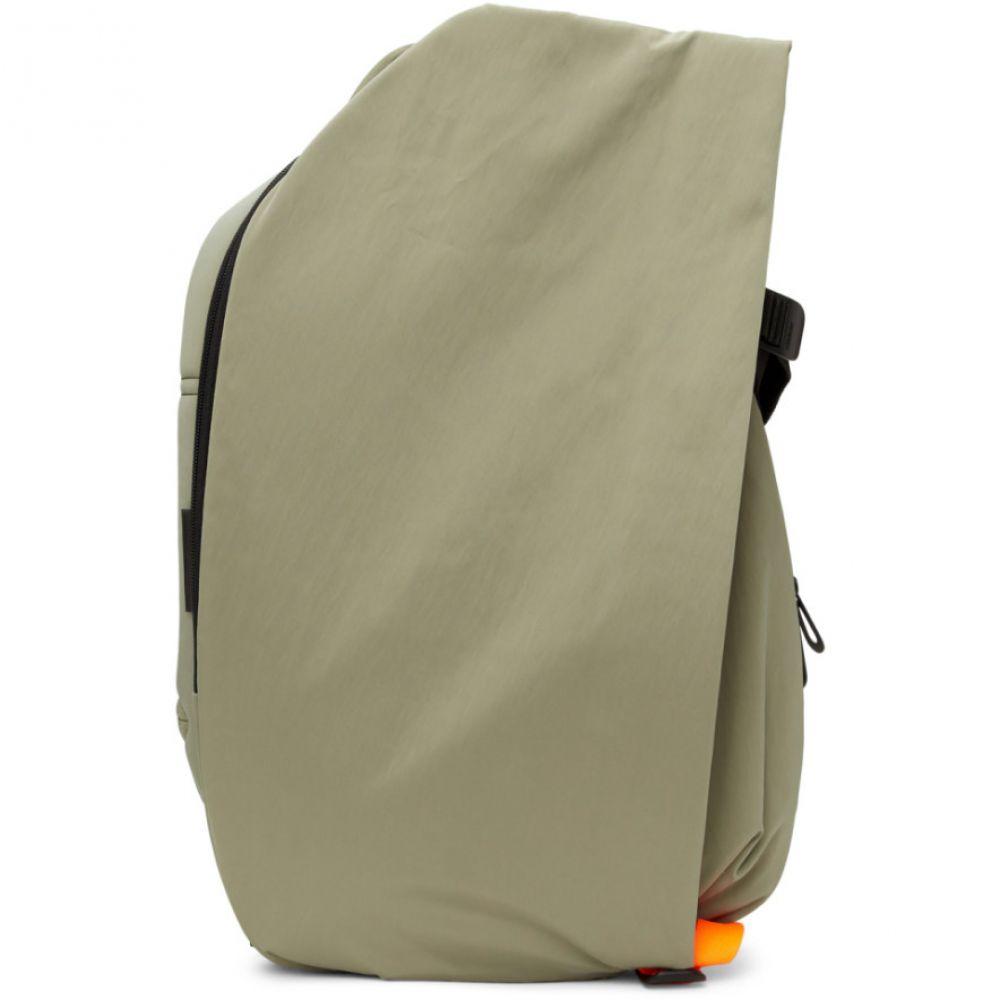 コート エ シエル Cote & Ciel メンズ バックパック・リュック バッグ【Beige Isar S Backpack】Khaki