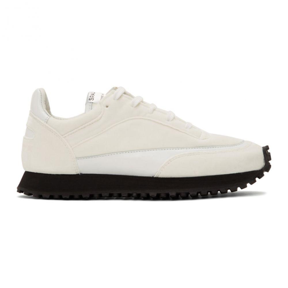 コム デ ギャルソン Comme des Garcons Comme des Garcons レディース スニーカー シューズ・靴【White Spalwart Edition Tempo Low Sneakers】White