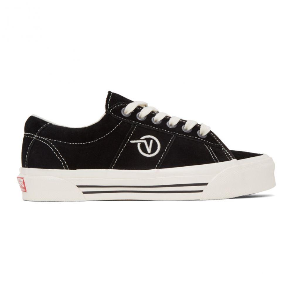 ヴァンズ Vans レディース スニーカー シューズ・靴【Black OG Sid LX Sneakers】Black/Marshmallow