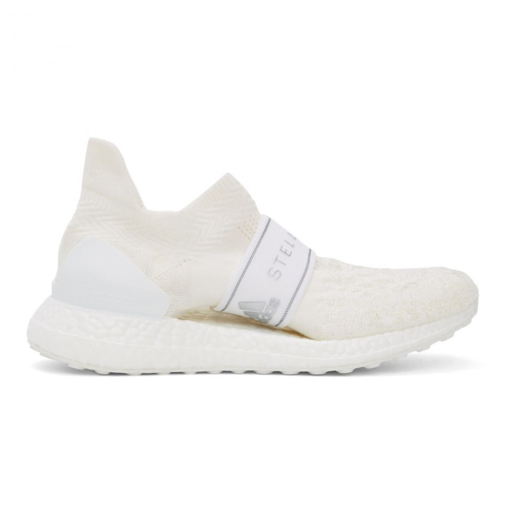 アディダス adidas by Stella McCartney レディース スニーカー シューズ・靴【Off-White Ultraboost X 3DS Sneakers】Non dyed