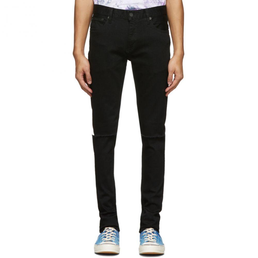 マウジー Moussy Vintage メンズ ジーンズ・デニム ボトムス・パンツ【Black Rebirth Skinny Jeans】Black