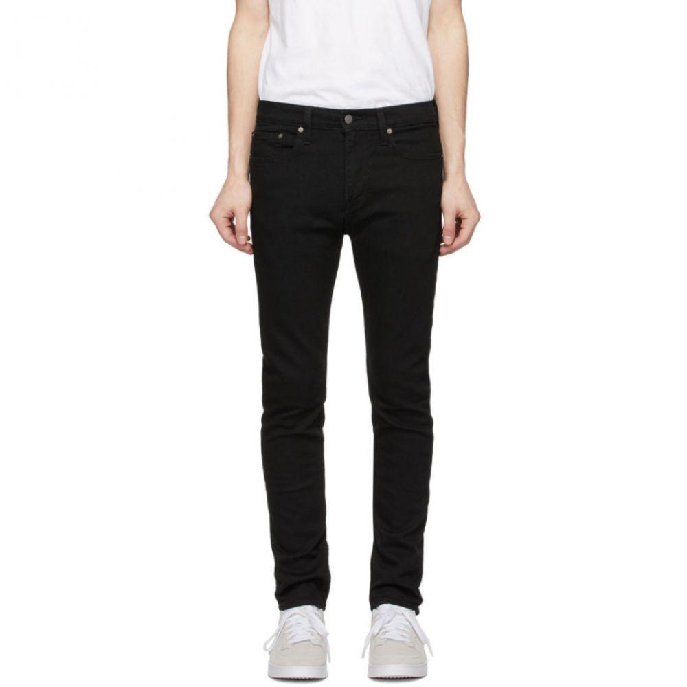 リーバイス Levi's メンズ ジーンズ・デニム ボトムス・パンツ【Black 510 Skinny Jeans】Night shine black