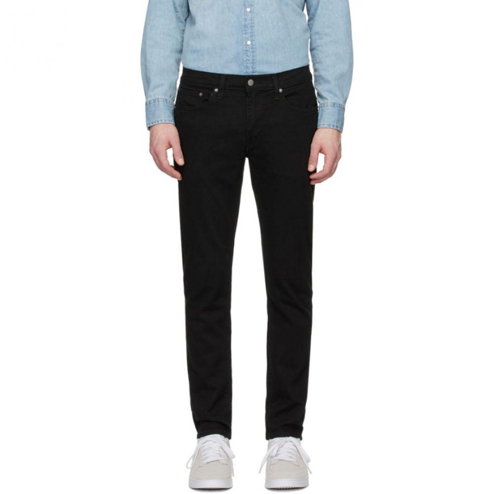 リーバイス Levi's メンズ ジーンズ・デニム ボトムス・パンツ【Black 511 Slim-Fit Jeans】Night shine black