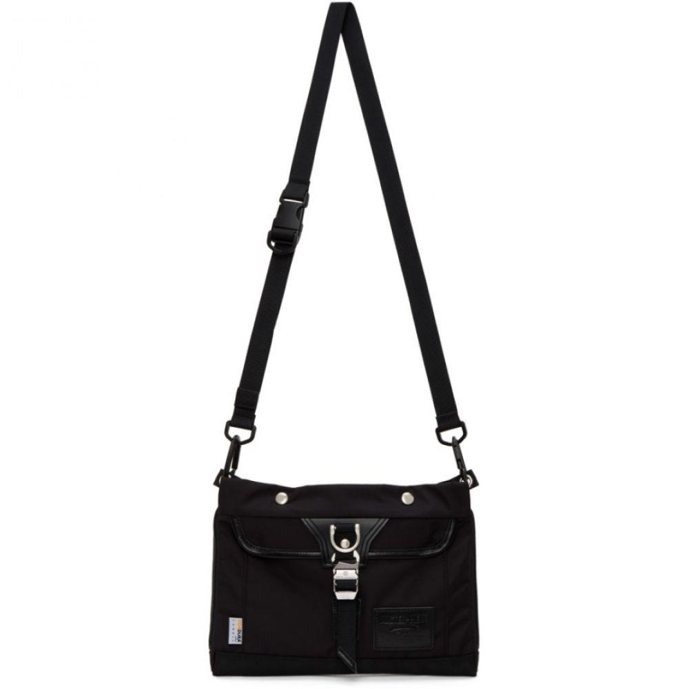 マスターピース Master-Piece Co メンズ メッセンジャーバッグ バッグ【Black Potential Ver.2 Messenger Bag】Black