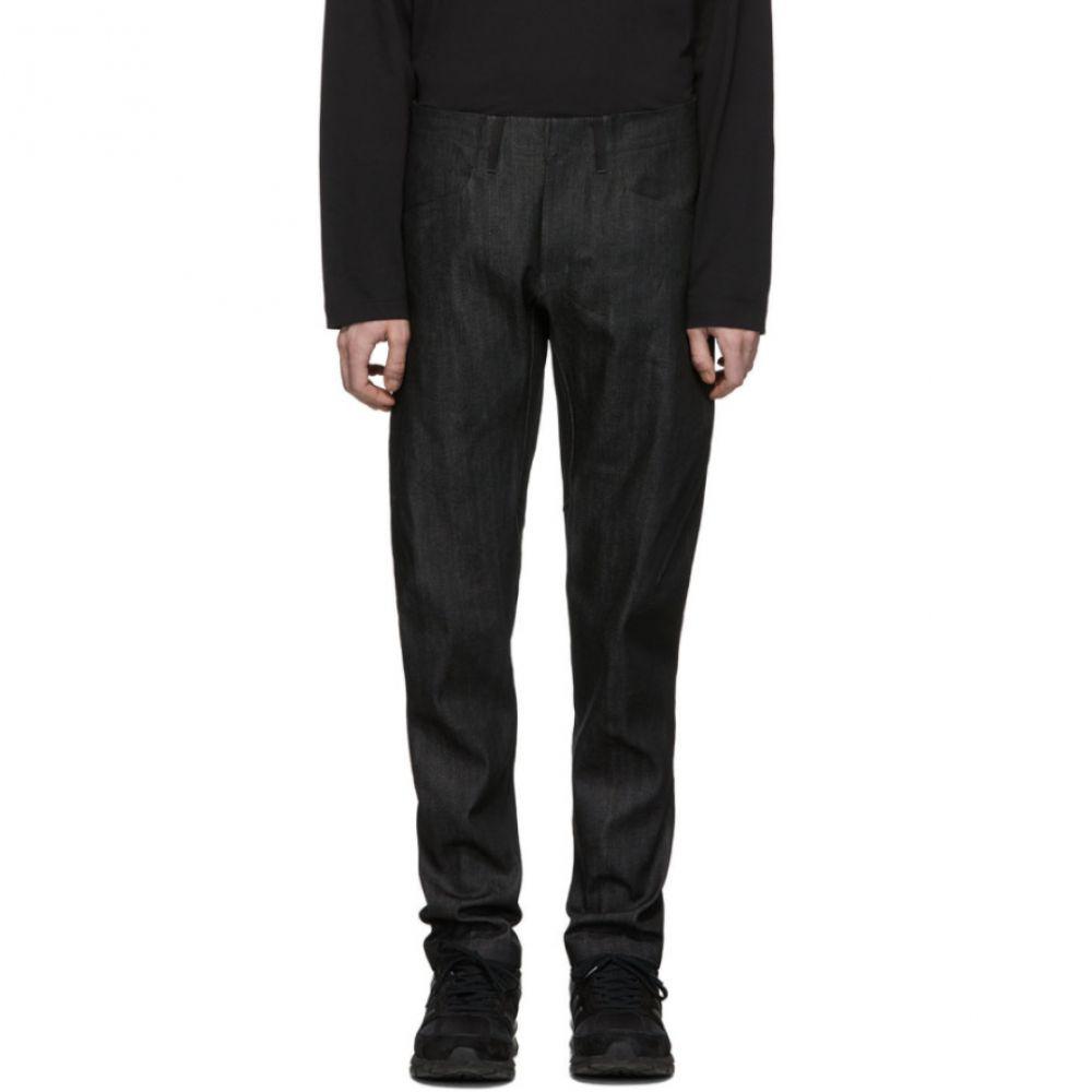 ヴェイランス Veilance メンズ ジーンズ・デニム ボトムス・パンツ【Black Cambre Jeans】Black