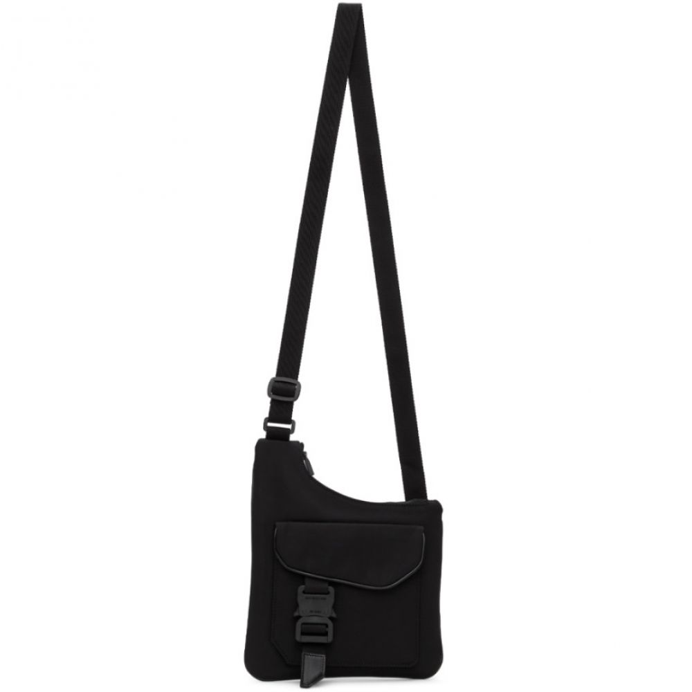 アリクス 1017 ALYX 9SM メンズ メッセンジャーバッグ バッグ【Black Asymmetrical Flat Pouch】Black