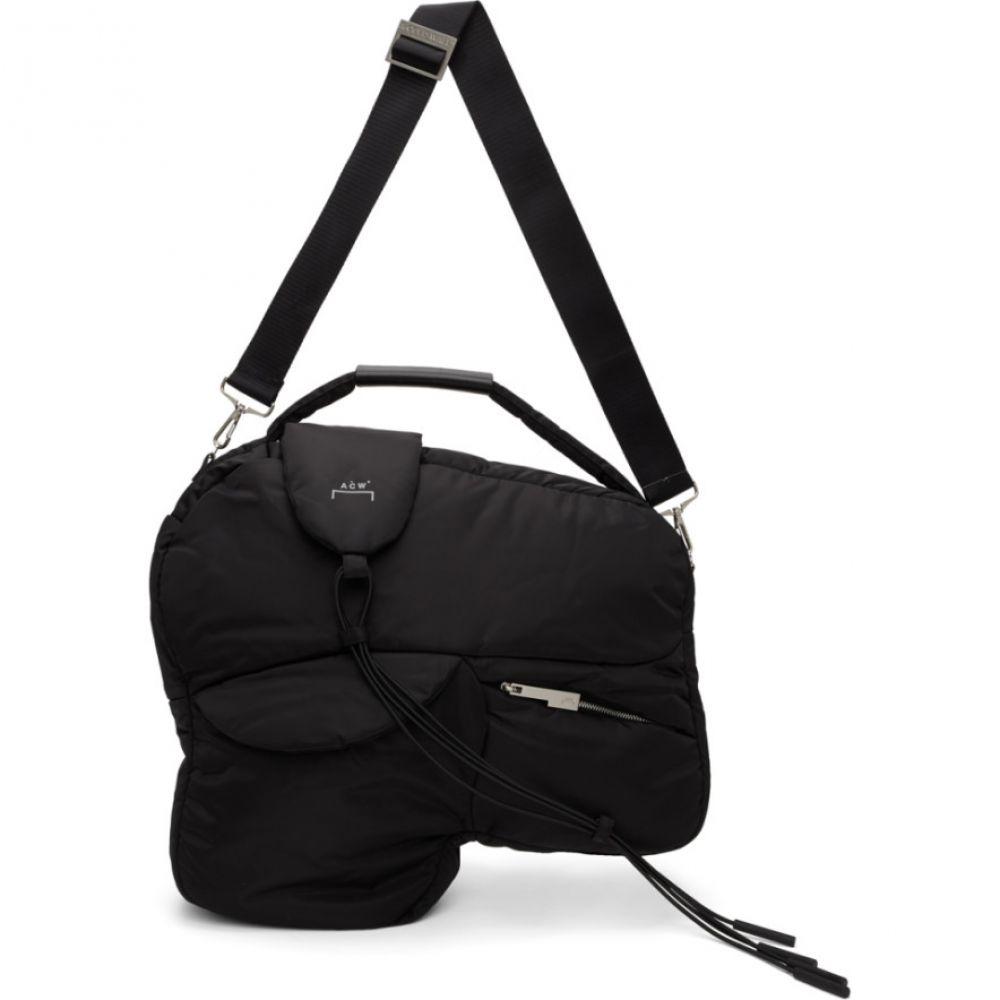 アコールドウォール A-Cold-Wall* メンズ メッセンジャーバッグ バッグ【Black Lead Compression Messenger Bag】Black