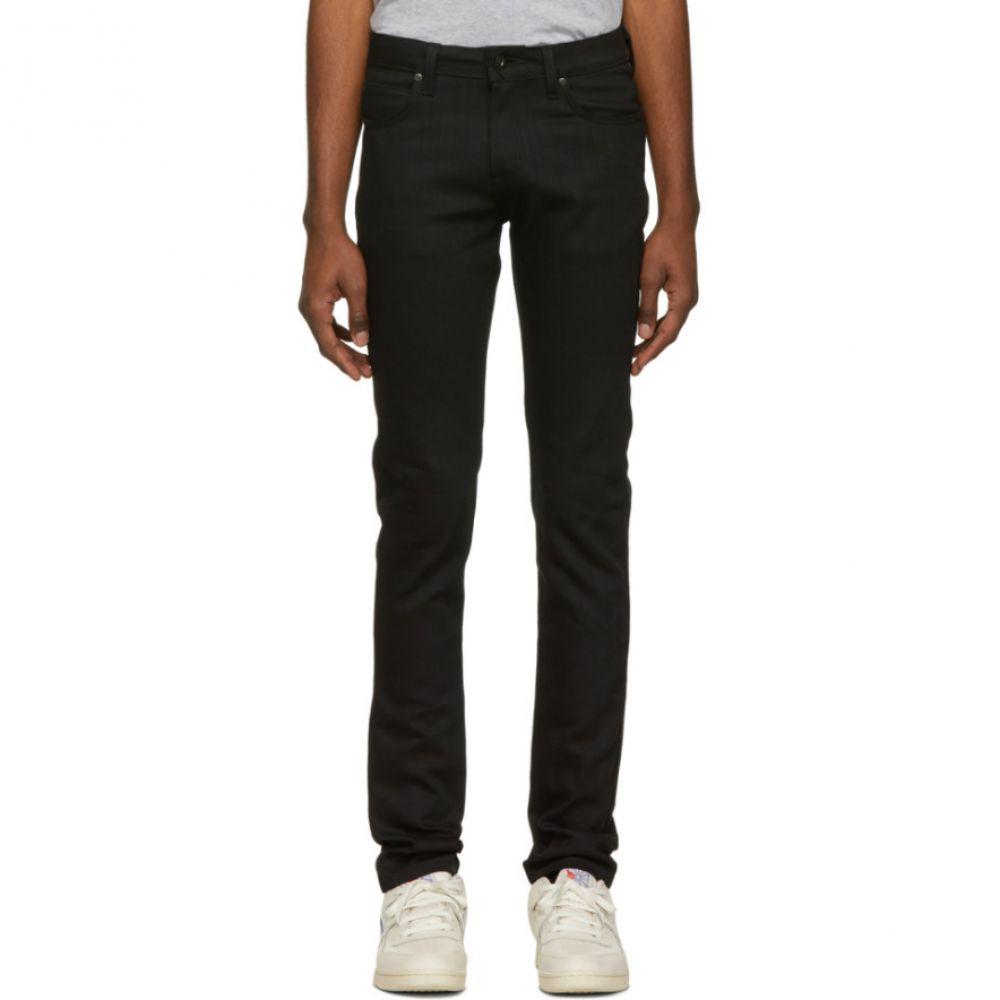 ネイキッド アンド フェイマス Naked & Famous Denim メンズ ジーンズ・デニム ボトムス・パンツ【Black Super Skinny Guy Jeans】Black
