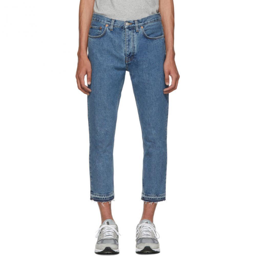 ハーモニー Harmony メンズ ジーンズ・デニム ボトムス・パンツ【Blue Dorian Jeans】Medium blue