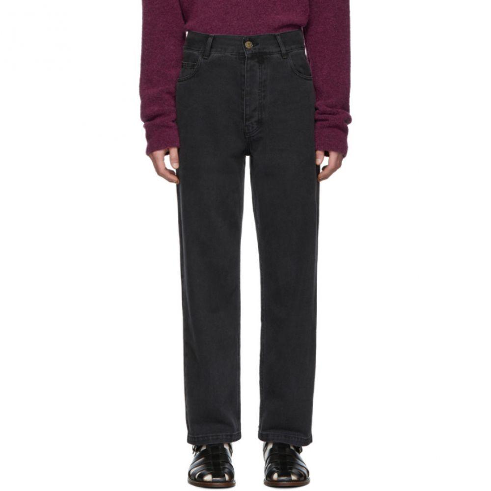 ナヌシュカ Nanushka メンズ ジーンズ・デニム ボトムス・パンツ【Black Cesar Jeans】Washed black