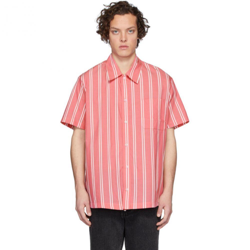 グッドファイト Goodfight メンズ 半袖シャツ トップス【Pink Grand Prix Short Sleeve Shirt】Pink