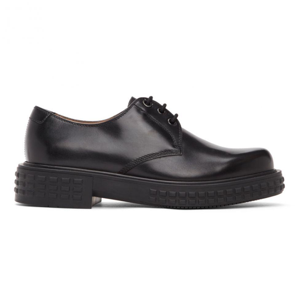 サルヴァトーレ フェラガモ Salvatore Ferragamo メンズ 革靴・ビジネスシューズ シューズ・靴【Black Star 2 Derbys】Black