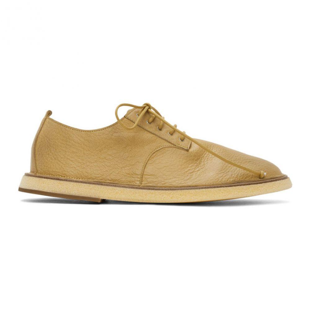 マルセル Marsell メンズ 革靴・ビジネスシューズ シューズ・靴【Tan Mitracco Derbys】Tan