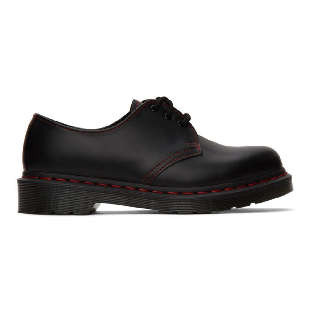 ドクターマーチン Dr. Martens メンズ 革靴・ビジネスシューズ シューズ・靴【Black 1461 RS Derbys】Black