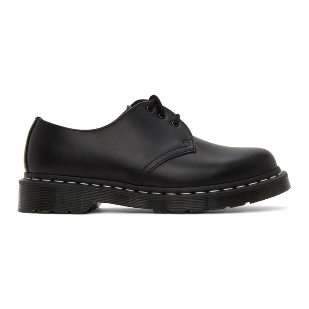 ドクターマーチン Dr. Martens メンズ 革靴・ビジネスシューズ シューズ・靴【Black 1461 Contrast Derbys】Black