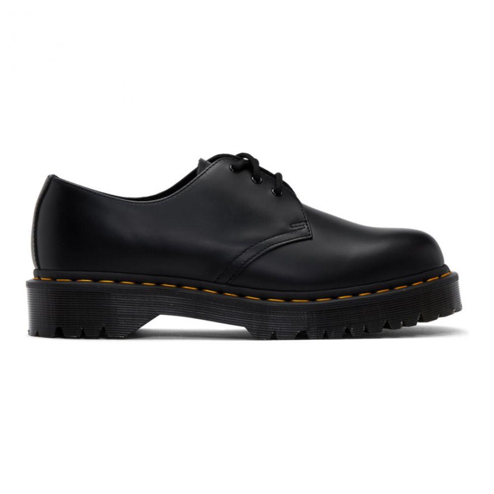 ドクターマーチン Dr. Martens メンズ 革靴・ビジネスシューズ シューズ・靴【Black 1461 Bex Derbys】Black