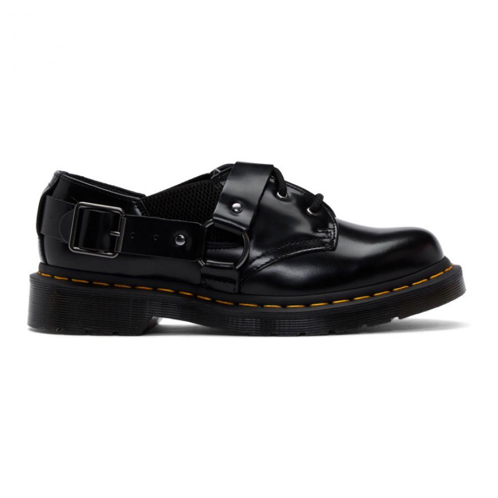 ドクターマーチン Dr. Martens メンズ 革靴・ビジネスシューズ シューズ・靴【Black Fulmar Derbys】Black