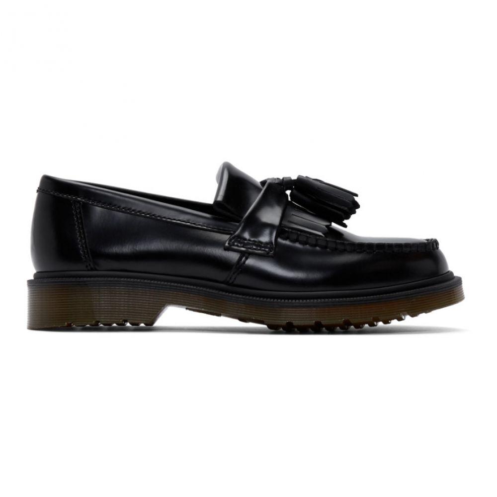 ドクターマーチン Dr. Martens メンズ ローファー シューズ・靴【Black Adrian Loafers】Black