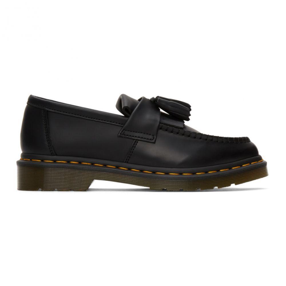 ドクターマーチン Dr. Martens メンズ ローファー シューズ・靴【Black Adrian YS Loafers】Black