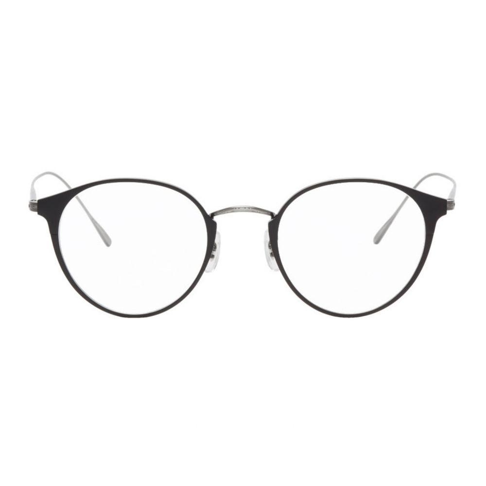 オリバーピープルズ Oliver Peoples メンズ メガネ・サングラス 【Black Otteson Glasses】Matte black