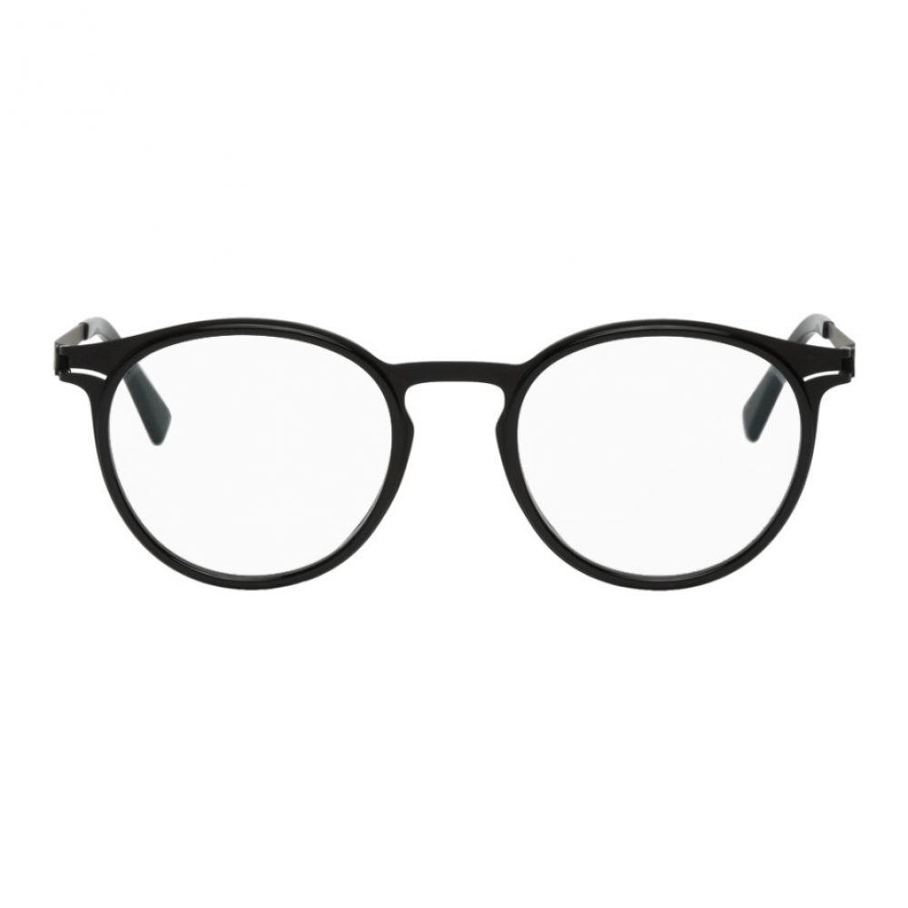 マイキータ Mykita メンズ メガネ・サングラス 【Black Damir Doma Edition DD2.3 Glasses】Black