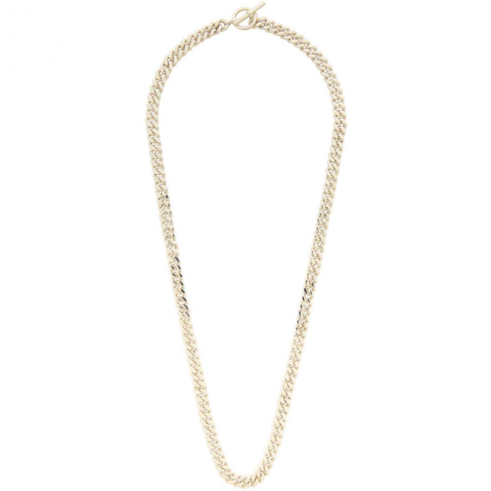 パールズ ビフォア スワイン Pearls Before Swine メンズ ネックレス ジュエリー・アクセサリー【Silver Spliced XS Necklace】Silver