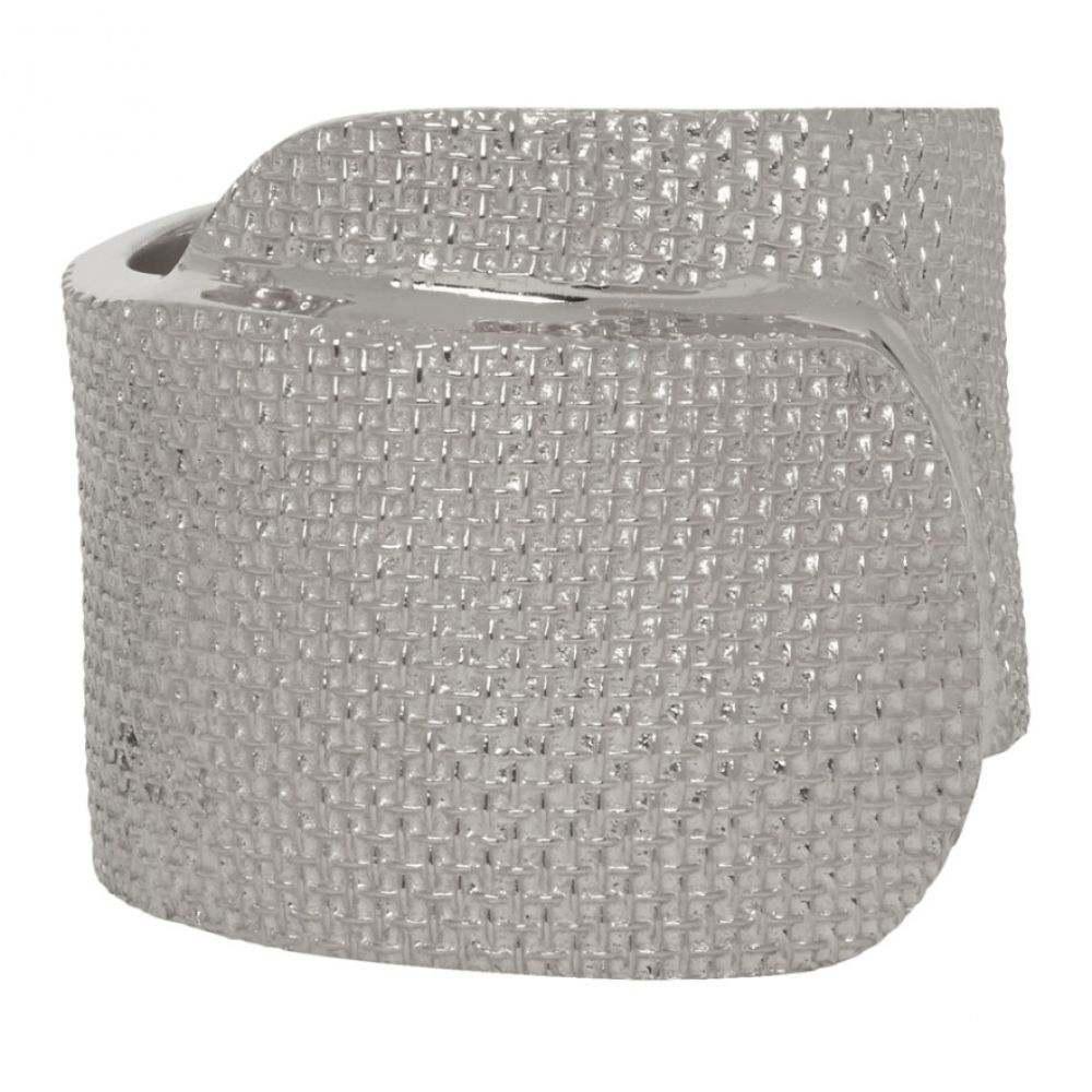 アンブッシュ Ambush メンズ 指輪・リング ジュエリー・アクセサリー【Silver Tape Ring】Silver