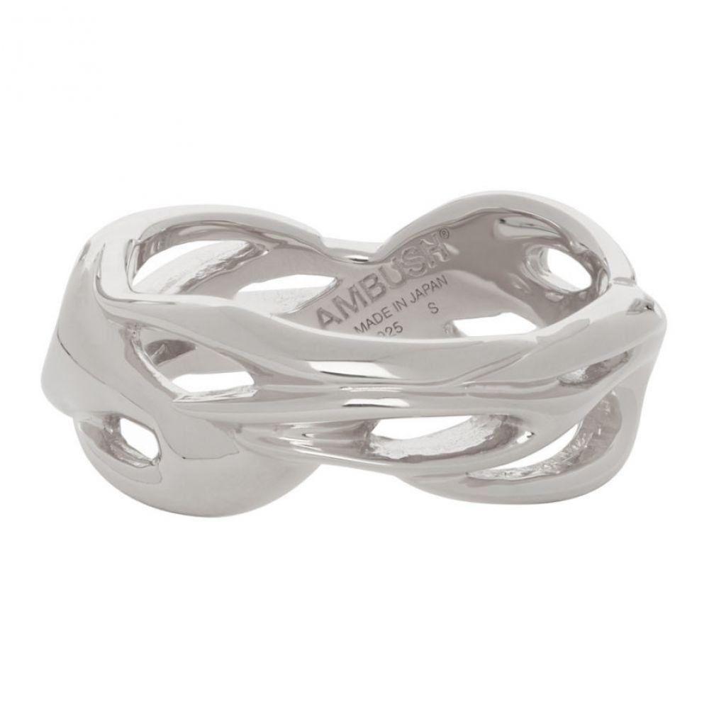 アンブッシュ Ambush メンズ 指輪・リング ジュエリー・アクセサリー【Silver Flame Ring】Silver
