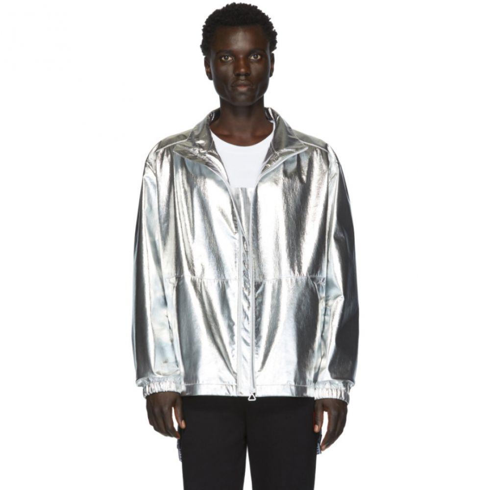 ヒューゴ ボス Hugo メンズ ジャケット アウター【Silver Bosco Jacket】Silver