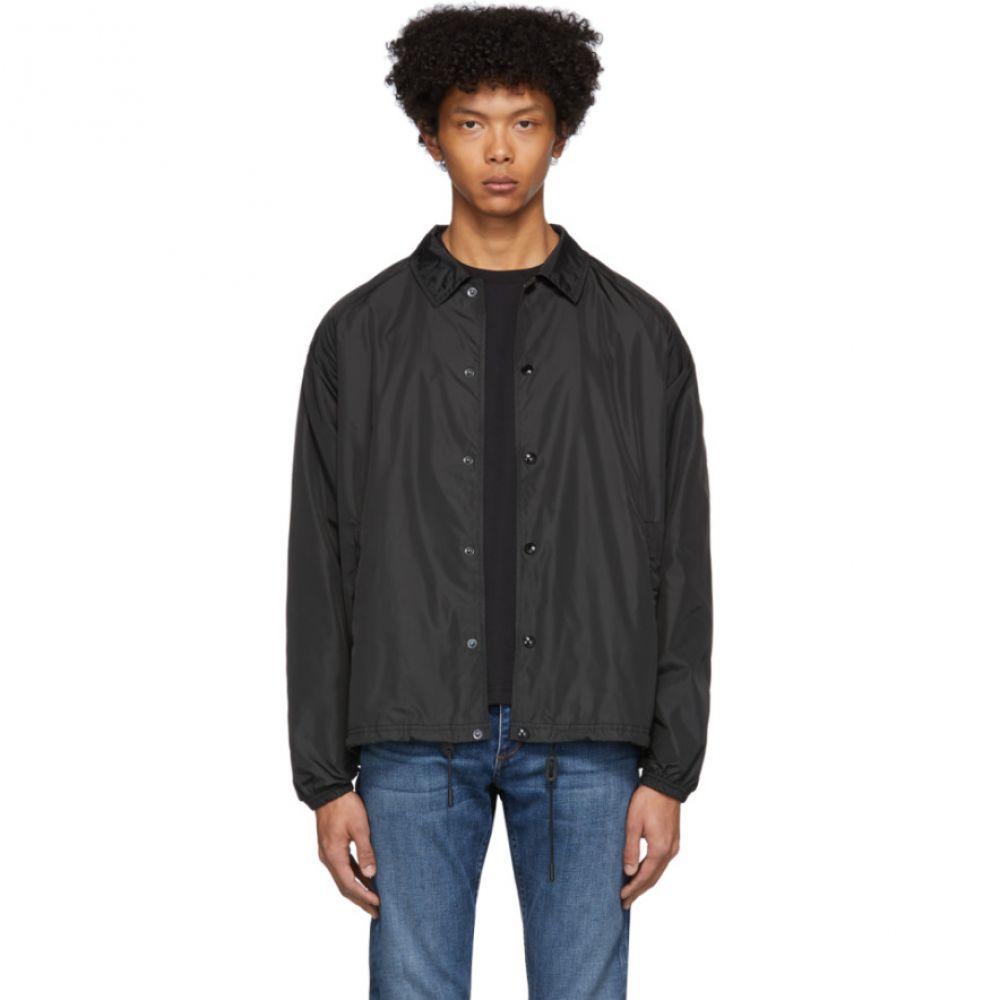 ベルスタッフ Belstaff メンズ ジャケット アウター【Black Teamster Jacket】Black