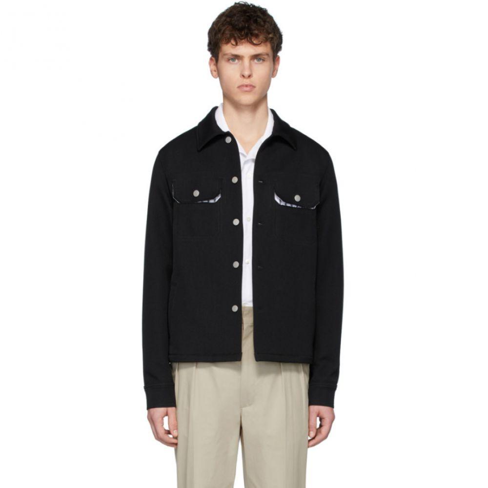 メゾン マルジェラ Maison Margiela メンズ ジャケット アウター【Black Wool Jacket】Black