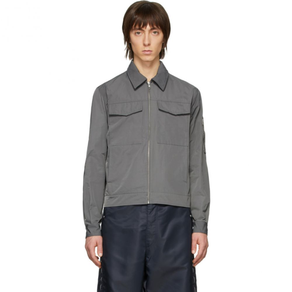 ランダム アイデンティティーズ Random Identities メンズ ジャケット アウター【Grey 5-Pocket Jacket】Grey