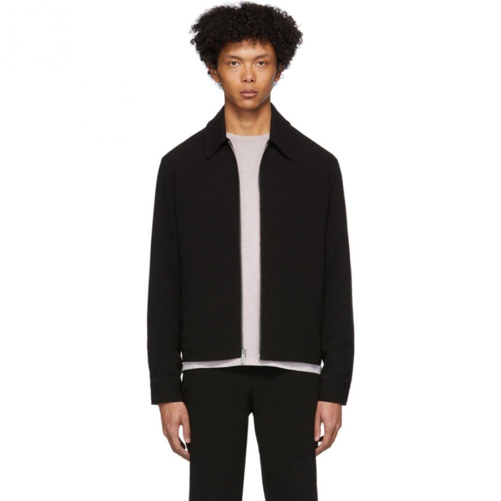 フレーム Frame メンズ ジャケット アウター【Black Travel Jacket】Black