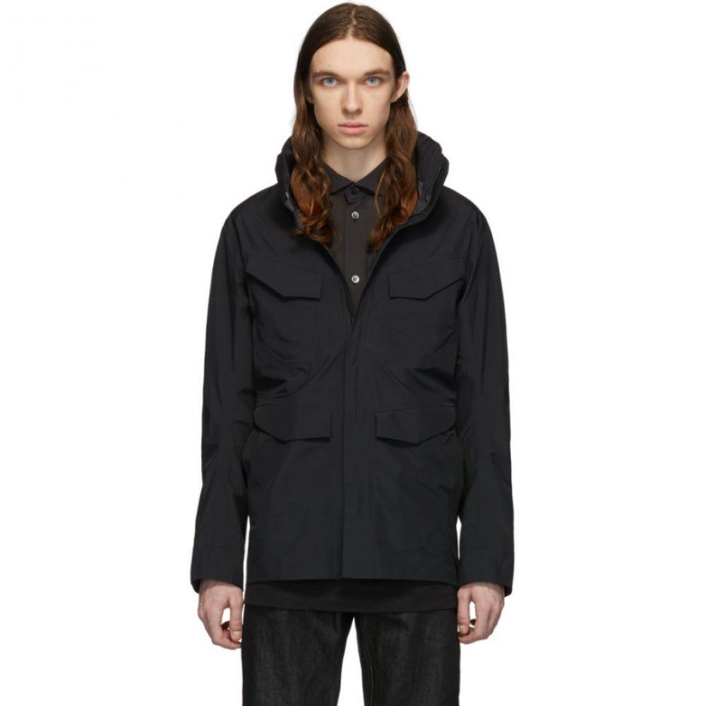 ヴェイランス Veilance メンズ ジャケット アウター【Black Field LT Jacket】Black