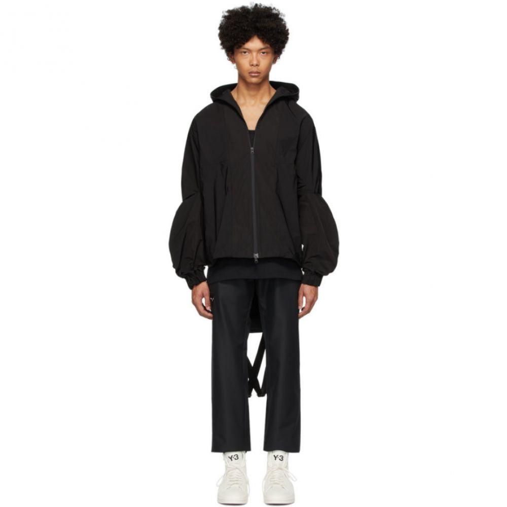 コート エ シエル Cote & Ciel メンズ ジャケット アウター【Black Yamo L Smooth Bag Jacket】Black