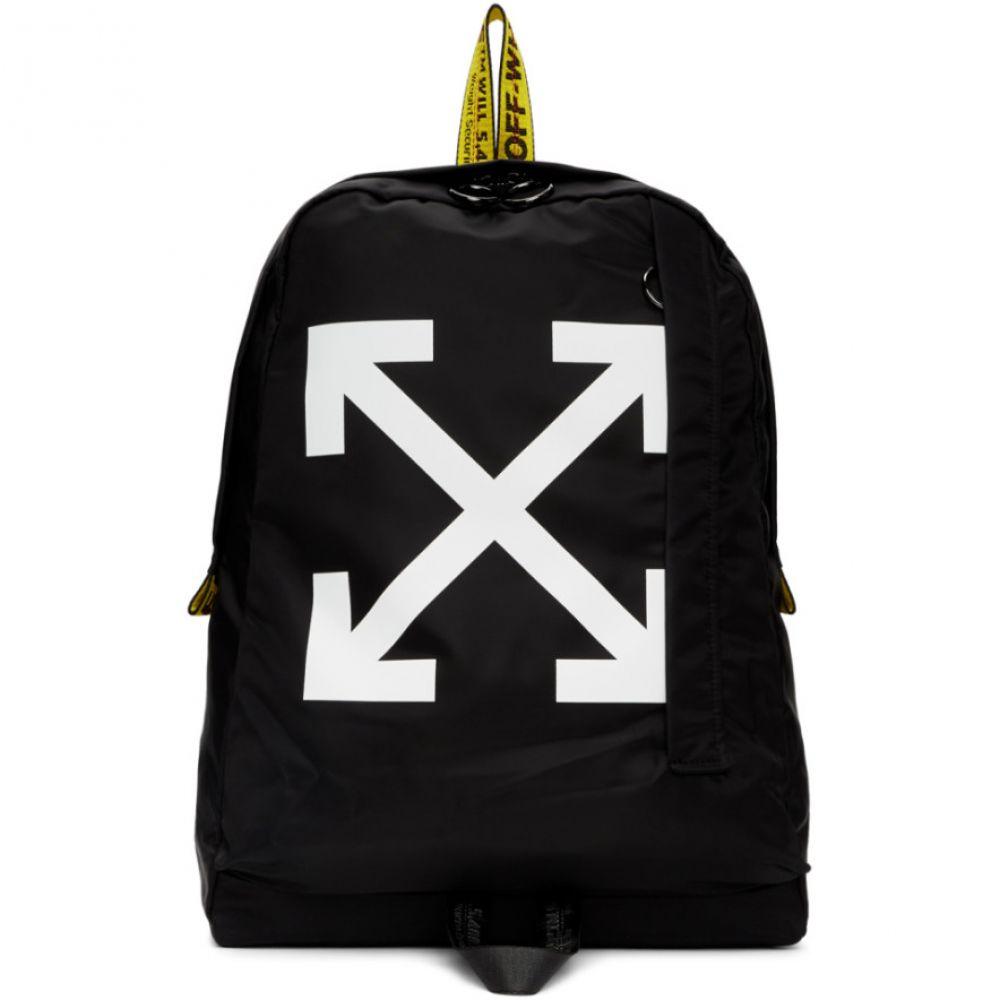 オフホワイト Off-White レディース バックパック・リュック バッグ【Black Easy Backpack】Black/White