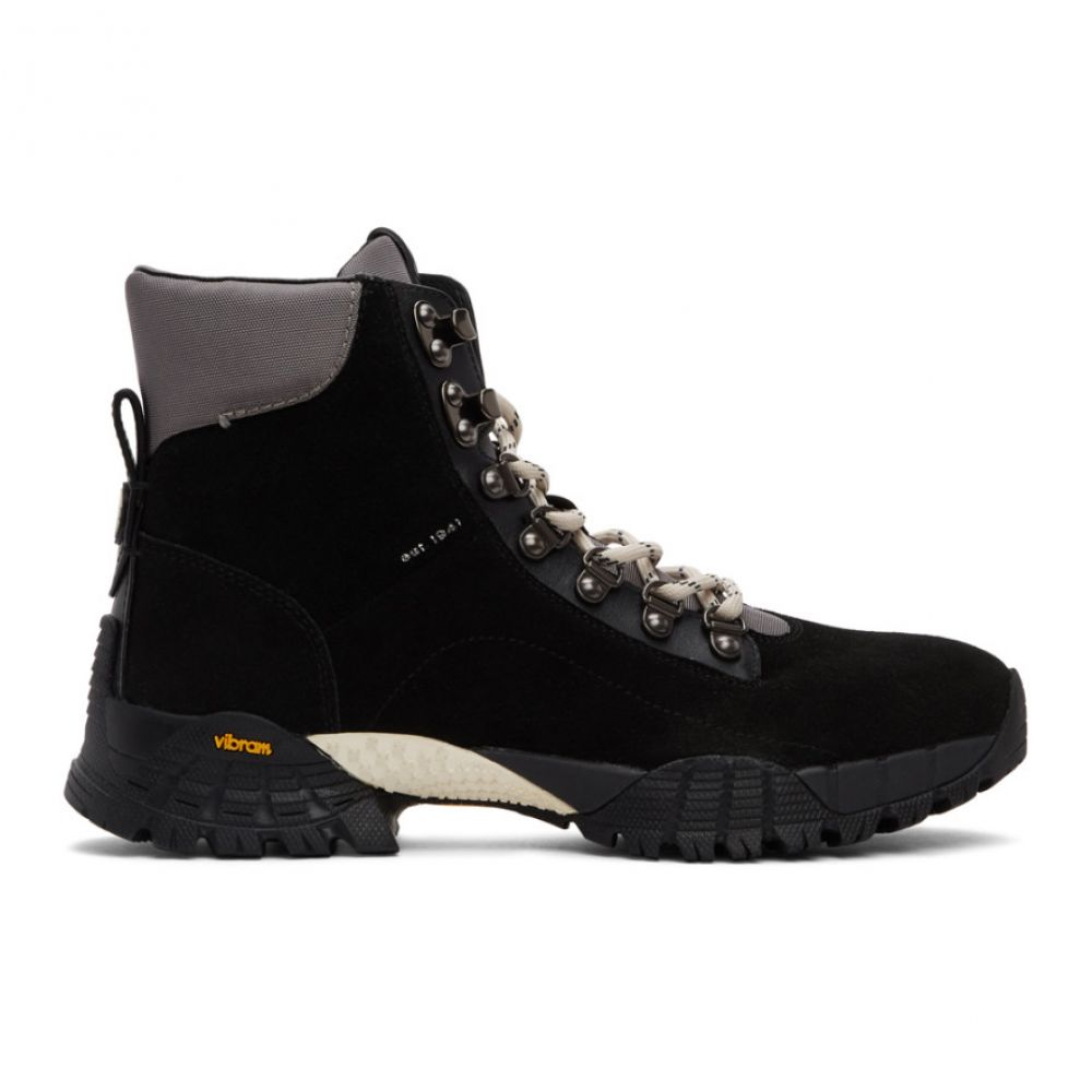 コーチ Coach 1941 メンズ ブーツ シューズ・靴【Black Hybrid Urban Hiker Boots】Black